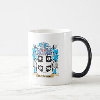 Fletcher Coat of Arms - Family Crest Coffee Mug