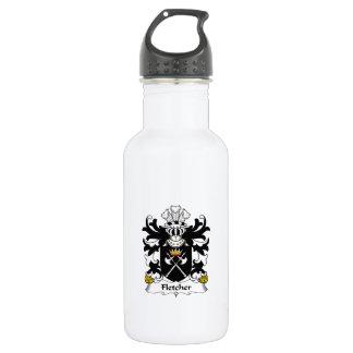 Fletcher Family Crest 18oz Water Bottle