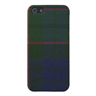 Fletcher Modern Tartan iPhone 4 Case