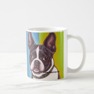 Fletcher the Boston Terrier Mug