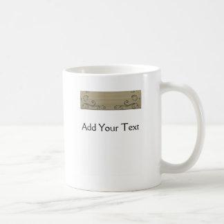 Fleur 3 taza de café