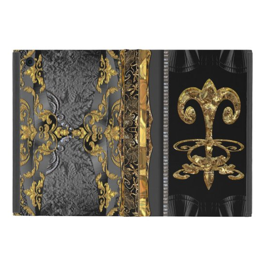 Fleur Ashton French Baroque Case For iPad Mini