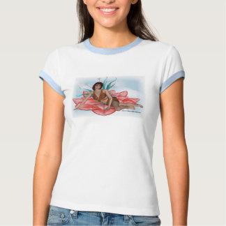 Fleur, camiseta playeras