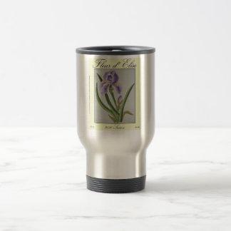 Fleur d' Elise Travel Mug