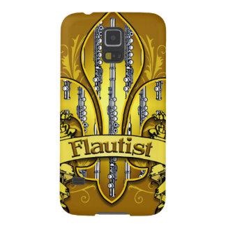 Fleur de flute Electronic covers Galaxy S5 Cover