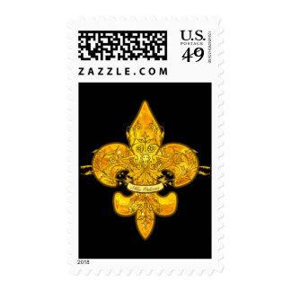 Fleur de Guardian Stamps