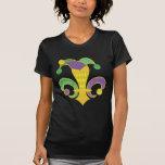 Fleur de Jester T-shirts