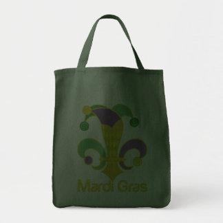 Fleur de Jester Tote Bag