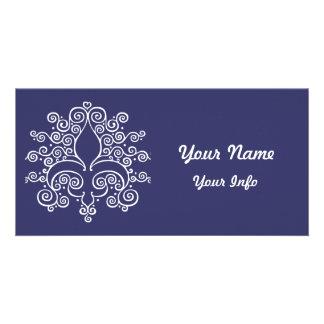 Fleur De Lines Card