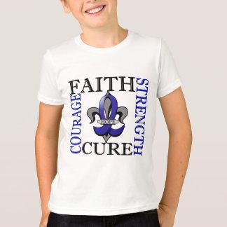 Fleur De Lis 3 Ankylosing Spondylitis T-Shirt