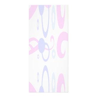 Fleur-de-Lis: Artistic Patterns by Naveen Rack Card Template