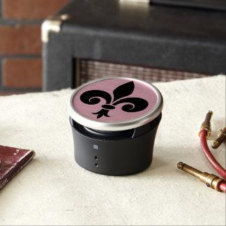 Fleur-de-lis Bumpster Speaker