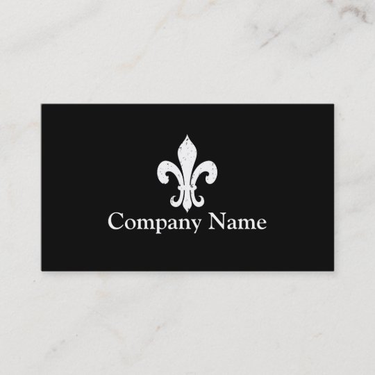 add photo template for professionals modern black business card