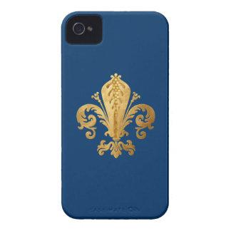 Fleur_de_lis Case-Mate iPhone 4 Case