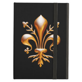 Fleur de Lis (de Lys) Case For iPad Air