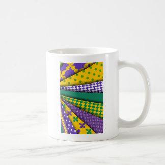 Fleur De Lis Flor  New Orleans Colored Design Coffee Mug