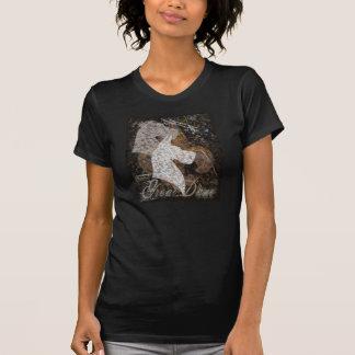 Fleur-De-Lis Great Dane T-shirt