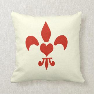 Fleur De Lis Pillows - Decorative & Throw Pillows Zazzle