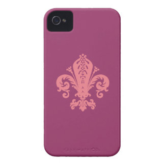 Fleur_de_lis iPhone 4 Case