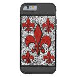 Fleur-De-Lis, iphone-5 Tough iPhone 6 Case