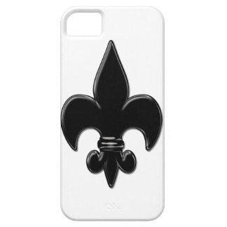 Fleur De Lis iPhone SE/5/5s Case
