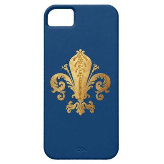 Fleur_de_lis iPhone SE/5/5s Case