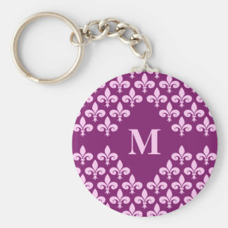 Fleur-De-Lis key chain, customize Keychain