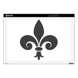 Fleur-De-Lis Laptop Skins