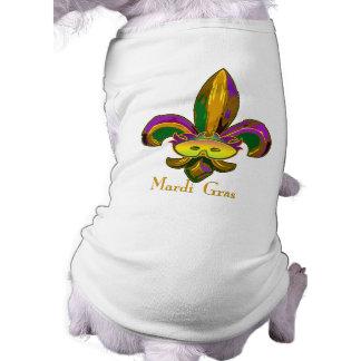 Fleur de lis Mask Shirt