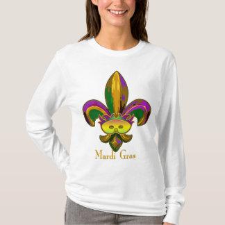 Fleur de lis Mask T-Shirt