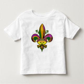 Fleur de lis Mask Toddler T-shirt