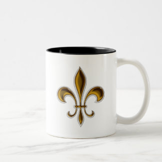 Fleur De Lis Mug