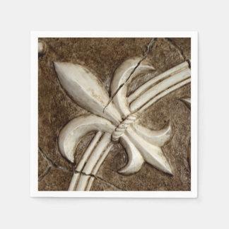Fleur de Lis Napkin