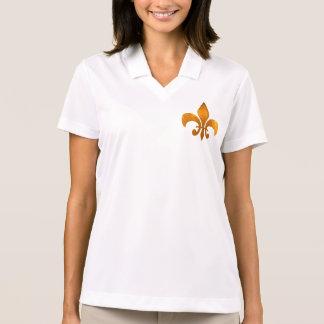 Fleur de Lis :  Nike Dri-FIT Pique Polo Shirt