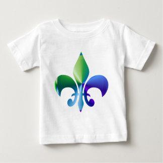 Fleur-de-Lis:  Signature Patterns by Naveen T-shirt