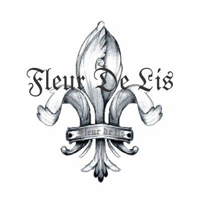 Fleur De Lis Tattoo New Orleans