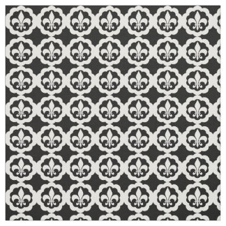 french fleur de lis fabric zazzle