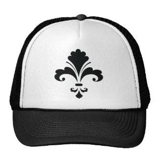 Fleur de Lis Trucker Hat