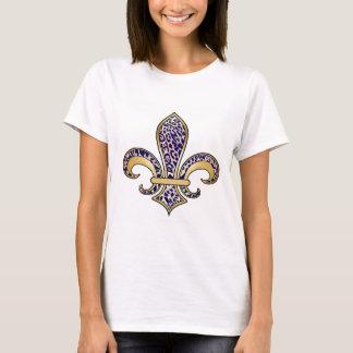 Fleur de Lis with pattern - 04 T-Shirt