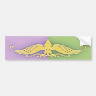 Fleur de Listache Bumper Sticker