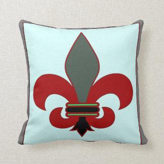 Fleur de Lys Pillow No. 1