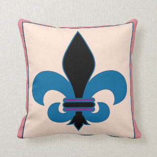 Fleur de Lys Pillow No. 2