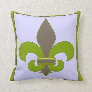 Fleur de Lys Pillow No. 4