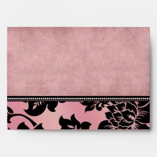 Fleur de Paris Eiffel Tower | pink Envelope