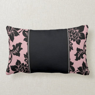 Fleur de Paris | pink Throw Pillow