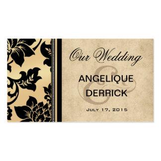 Fleur de Paris Wedding Website   sand Business Card