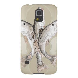 Fleur de Spec Galaxy S5 Case