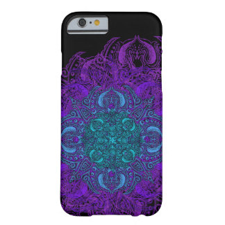 Fleur de Swirl Barely There iPhone 6 Case