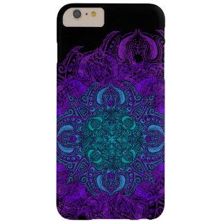 Fleur de Swirl Barely There iPhone 6 Plus Case