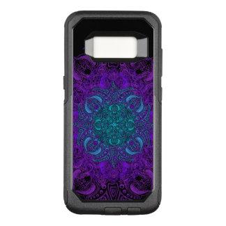 Fleur de Swirl OtterBox Commuter Samsung Galaxy S8 Case